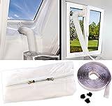 Sichler Haushaltsgeräte Fensterabdichtung Klima: Abluft Fensterabdichtung für mobile...