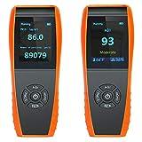 Luftqualität Messgerät -LKC-1000S Formaldehyd(HCHO)-Messgerät, Testgerät für Feinstaub...