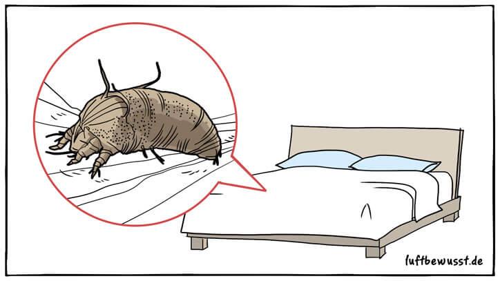 die 60 besten mittel gegen milben bei hausstaub milbenallergie. Black Bedroom Furniture Sets. Home Design Ideas