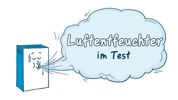 Luftentfeuchter im Test