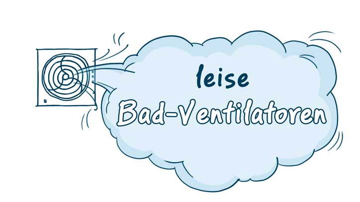 Turbo Leise Bad-Ventilatoren » Top-Badlüfter, Infos & Tipps UQ74